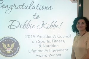 GHPC's Debbie Kibbe Named a Winner of PCSFN's Lifetime Achievement Award